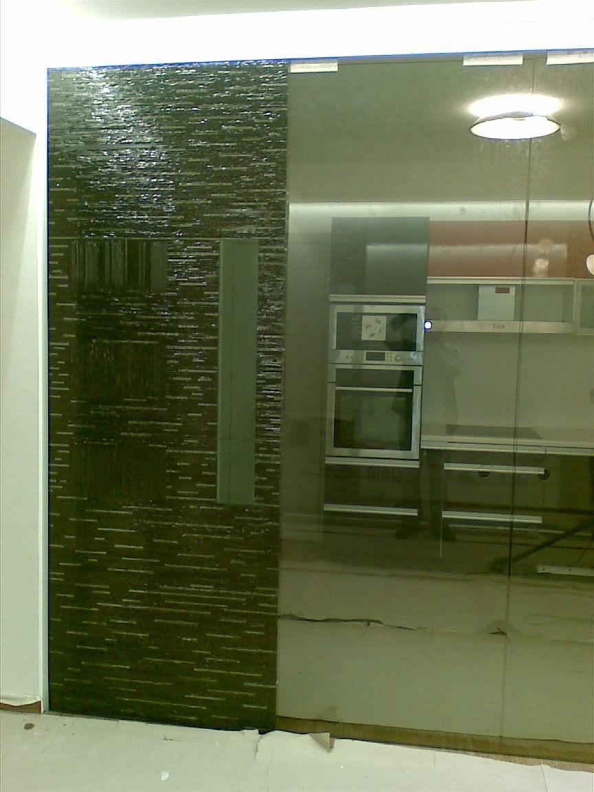 geam bronze