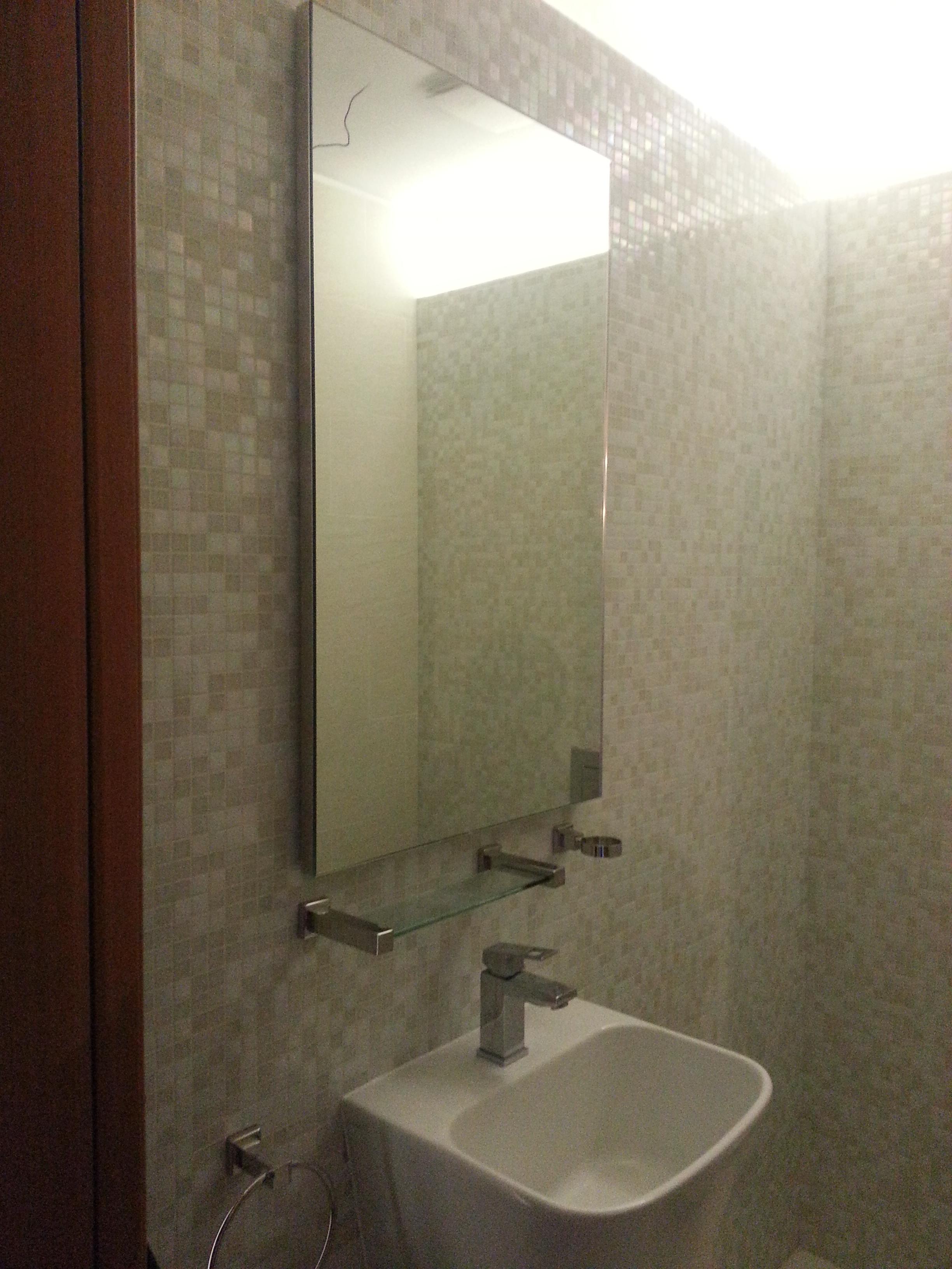 Oglinda cu rama aluminiu SwgEvolution