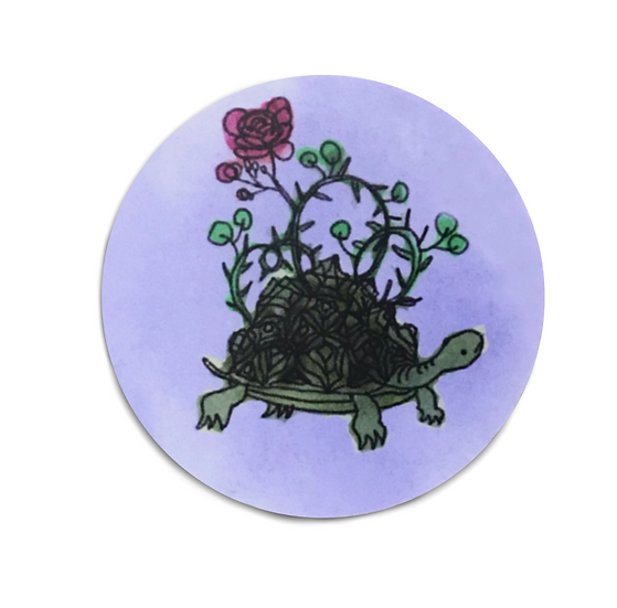 The Sweeter of the Turtle Stickers