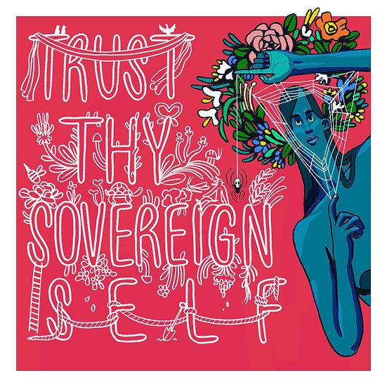Sovereign Self Print