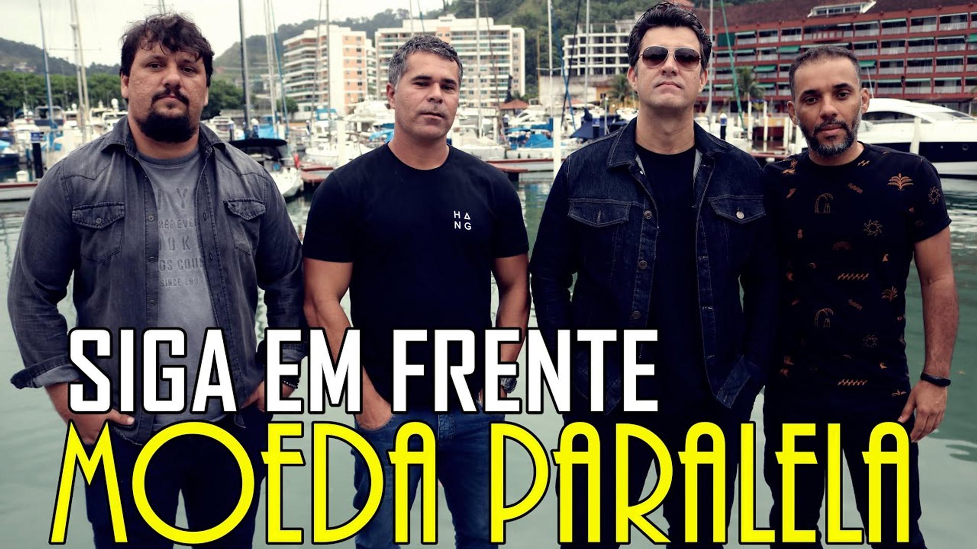 Moeda Paralela - América Latina (Siga em frente) acústico e ao vivo