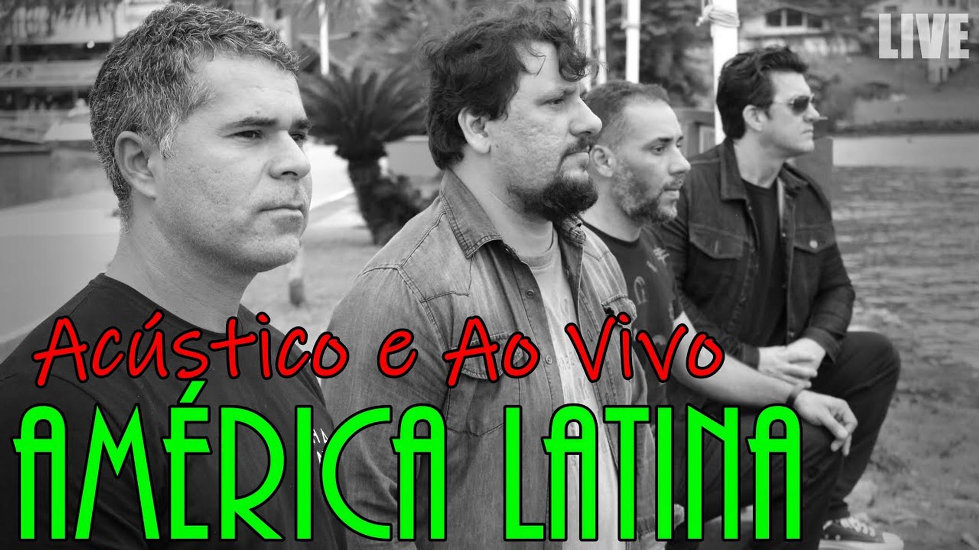 Moeda Paralela - América Latina (Um Herói Anônimo) acústico e ao vivo