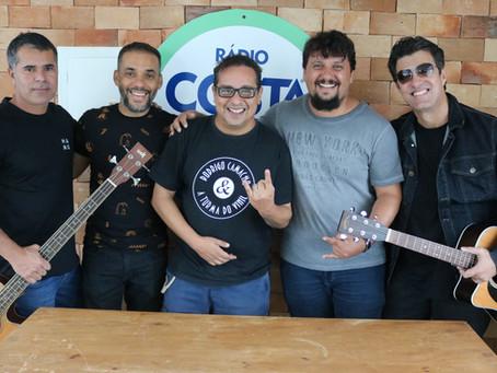 Entrevista da Moeda Paralela na Rádio Costa azul FM.