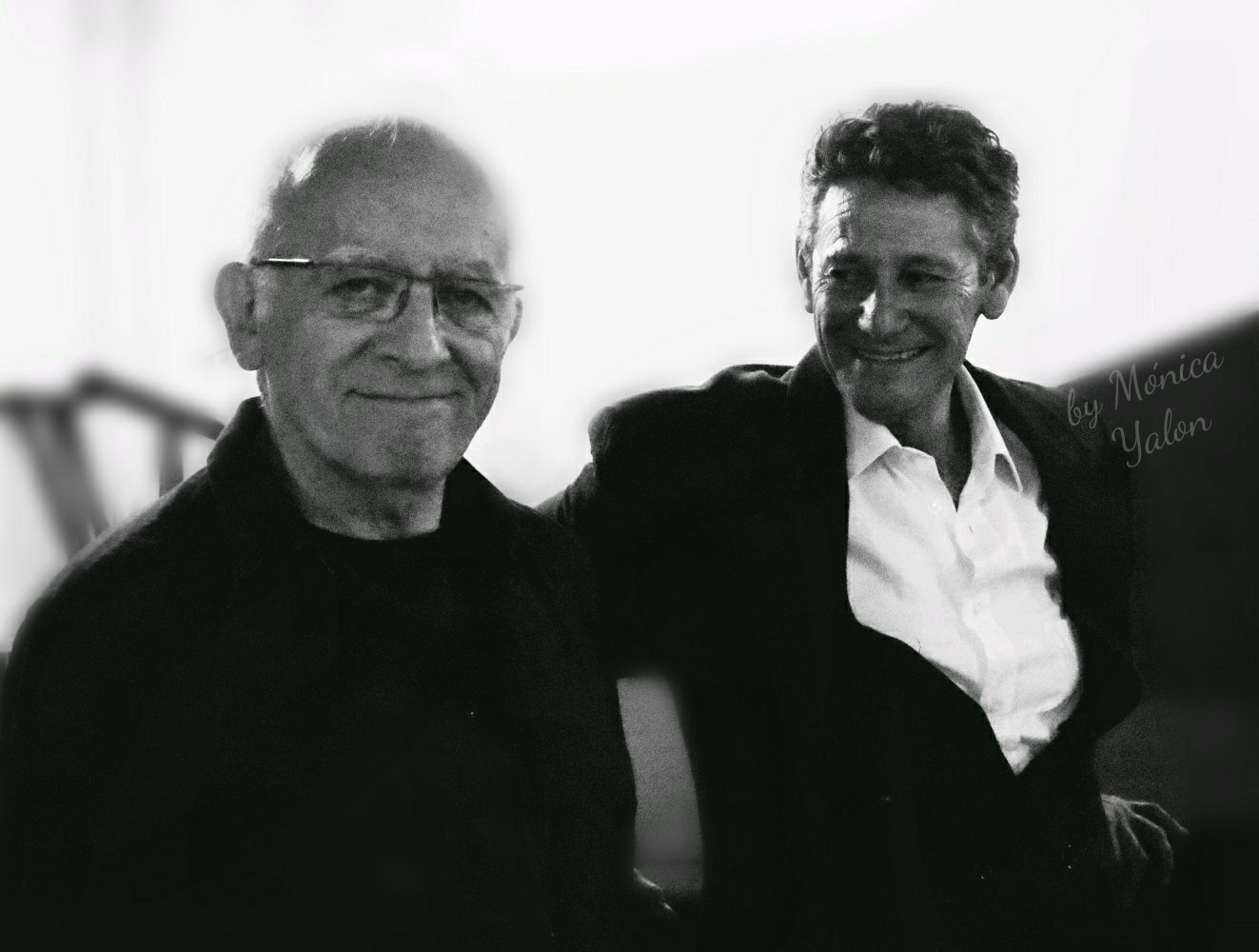 Norberto Kahan y Daniel Giusti (Bail