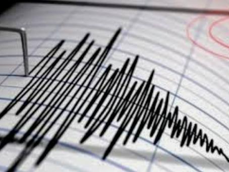 16/6/2020 Terremoto de magnitud 5.2 al sur del Sinaí