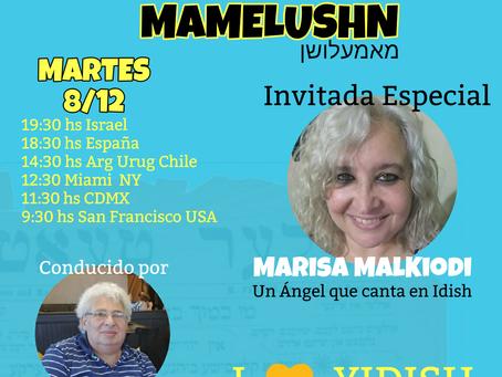 MAMELUSHN EN VIVO- MARTES 8/12