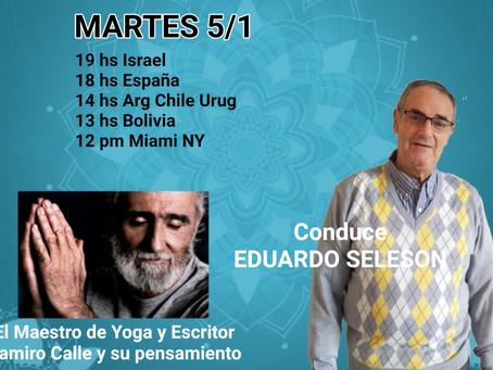 MARTES 5/1 EL RINCÓN DE EDUARDO