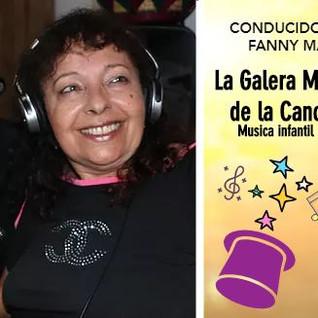 LA GALERA MAGICA DE LA CANCION