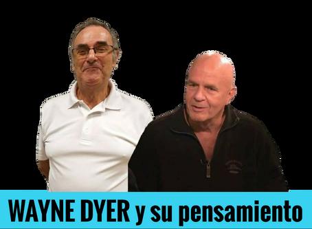 MARTES 29/9 EL RINCÓN DE EDUARDO, quien hablará sobre Wayne Dyer y su pensamiento