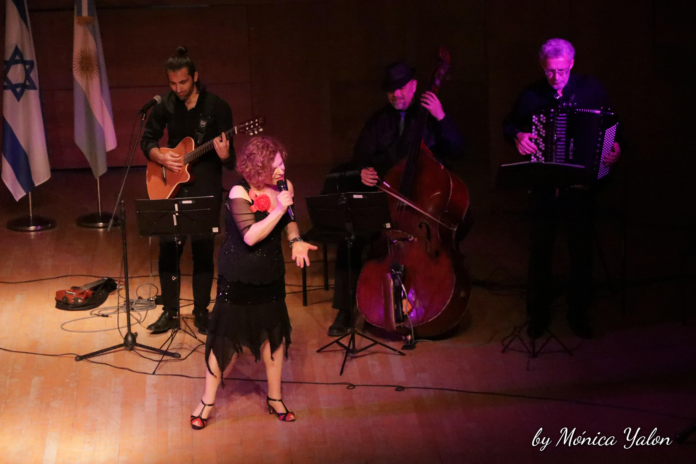 Rachi Gutman y Orquesta
