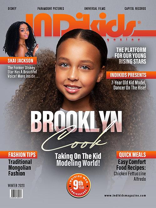 IDK Winter 2020 Issue Brooklyn Cover