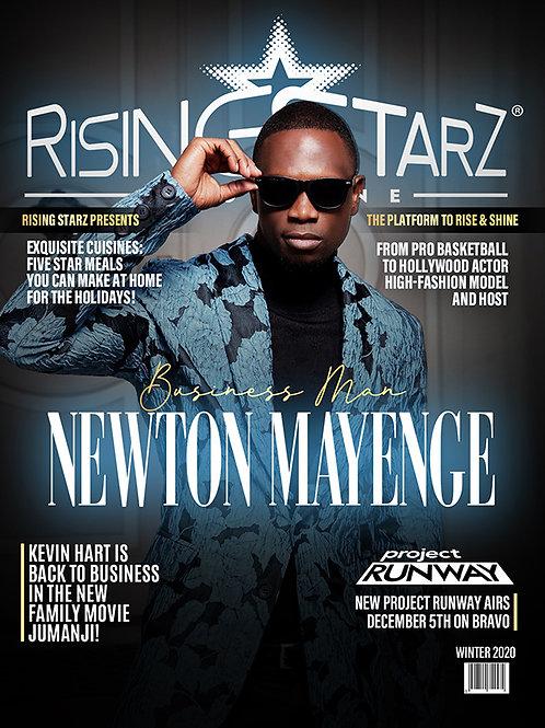 Rising Starz Newton Cover