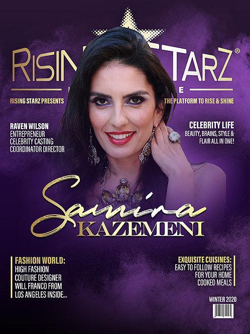 Rising Starz Samira Cover