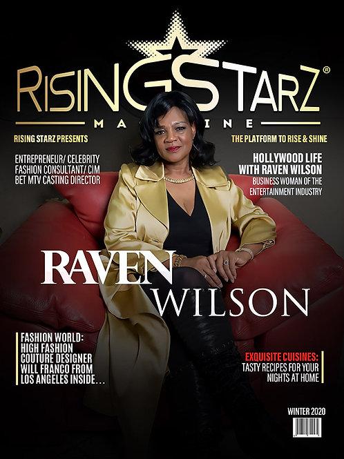 Rising Starz Raven Cover