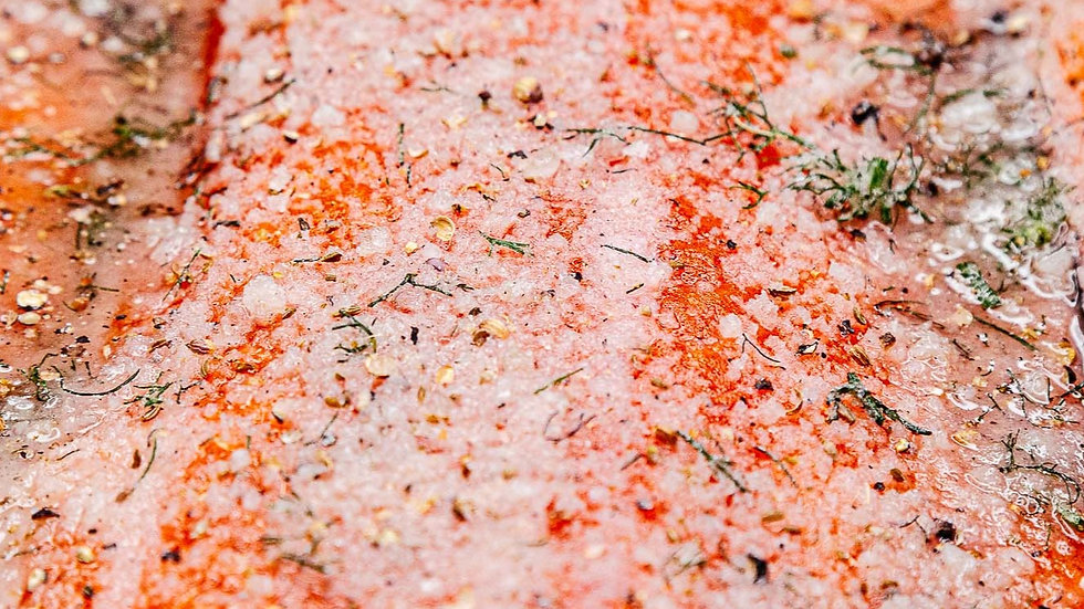 Saumon écossais labelisé fumé à froid par nos soins