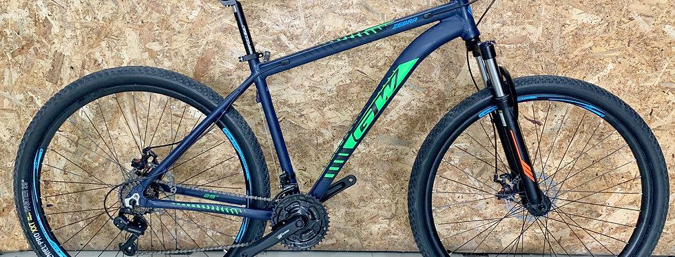Bicicleta MONTAÑA GW zebra  29er