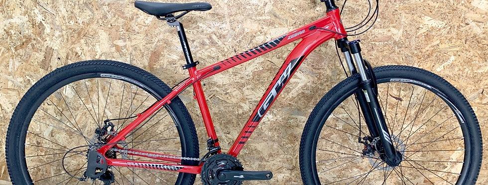 Copia de Bicicleta MONTAÑA GW zebra  29er