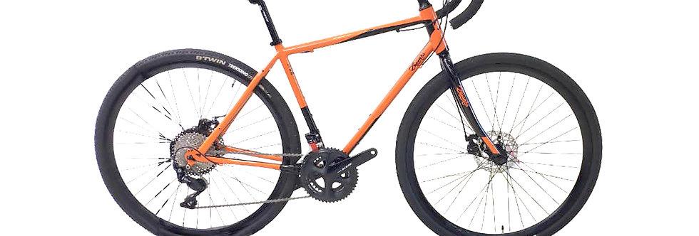Bicicleta AGANZA GRAVEL NACIONAL