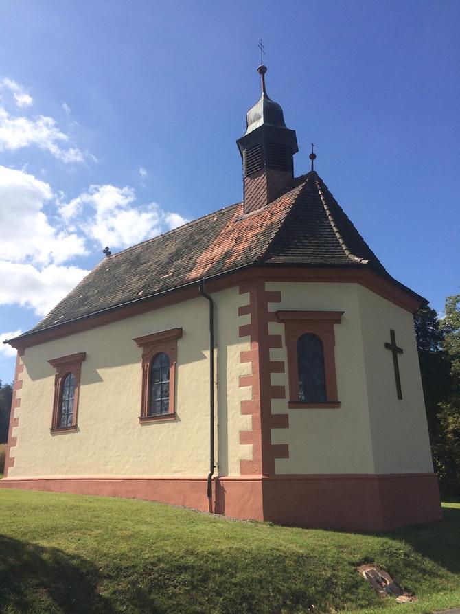 Renovierung der Kapelle