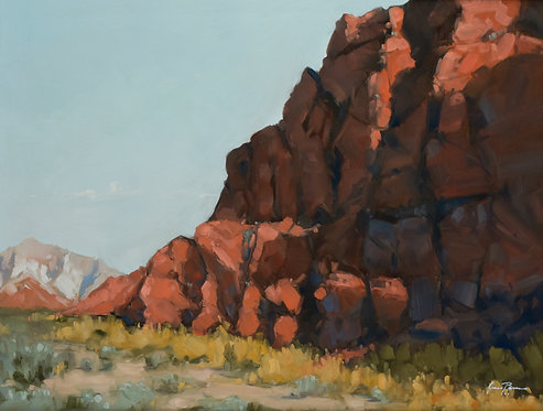 Snow Canyon State Park #1 - Unframed