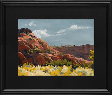 Snow Canyon State Park #2 - Unframed
