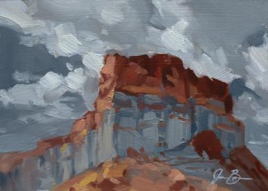 High Desert Study #7