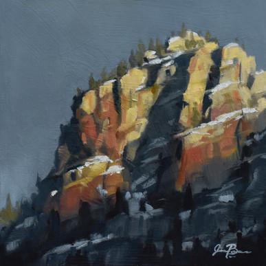Glenwood Springs Morning Light #2