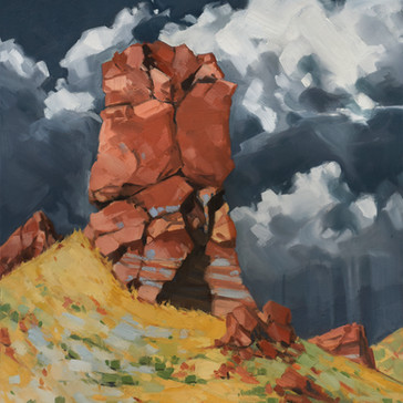 High Desert Study #10