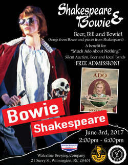 Shakespeare & Bowie