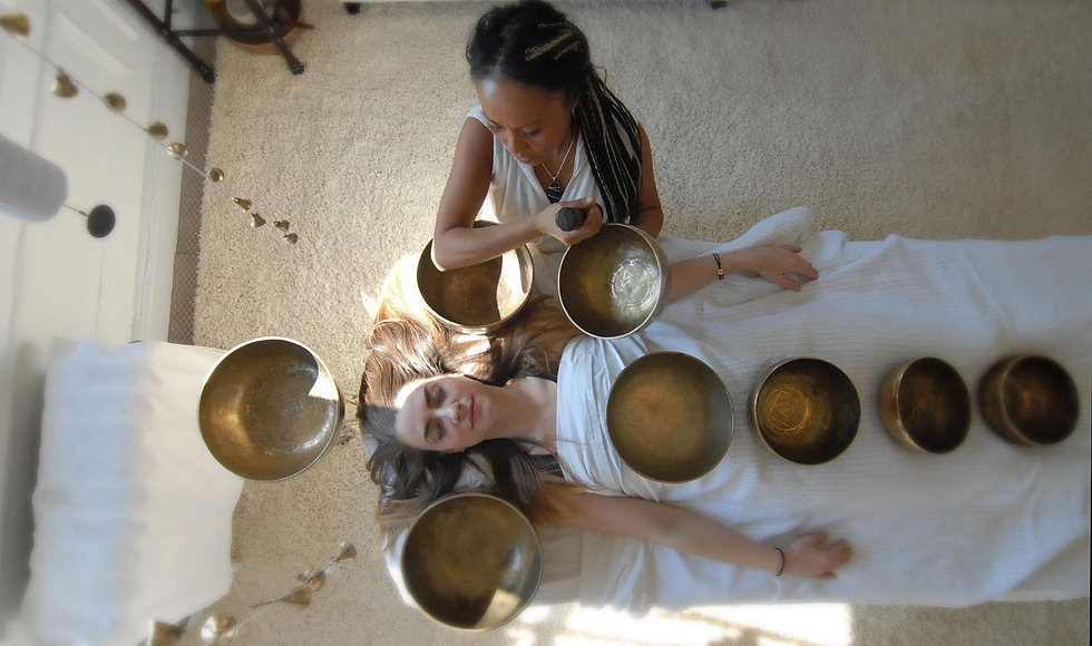 sound healing therapeutic treatment