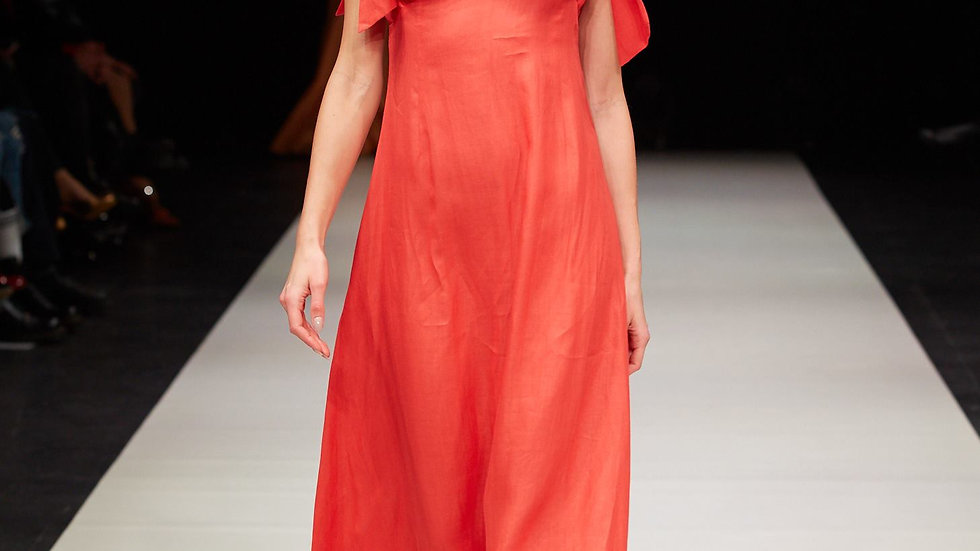 Dress SHIMLA RED