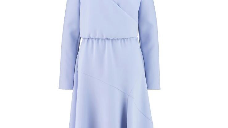 Dress PARO BLUE