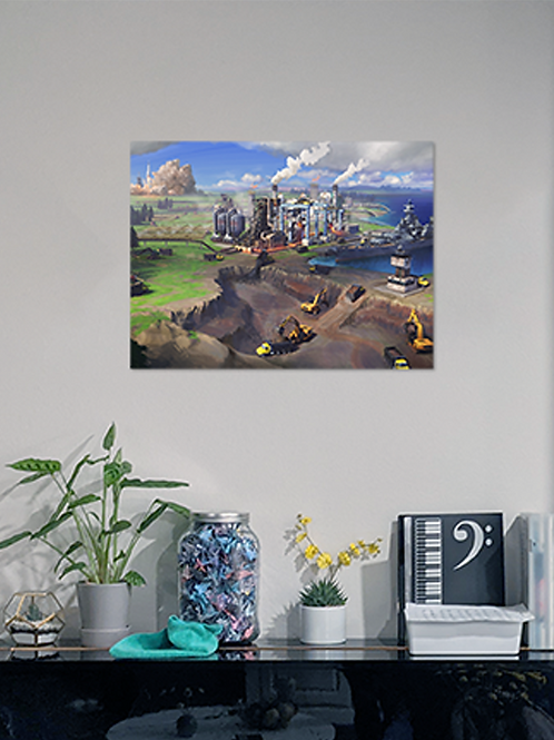"""Poster 18"""" x 24"""" (pre-order)"""