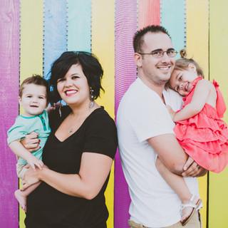 Norfolk Urban Family Photography