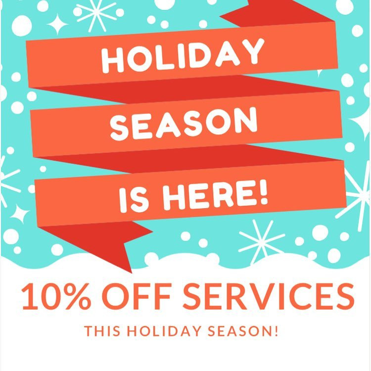 10% Off Organizing Services this Holiday Season