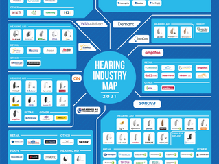 2021 Hearing Industry Map