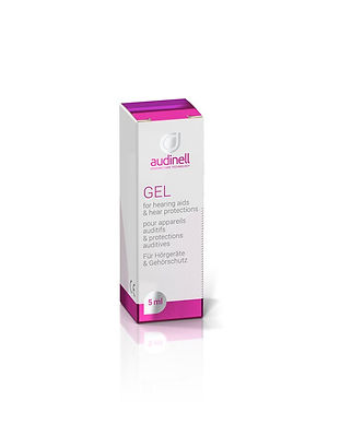 Earcare gel helps combat and prevent skin irritation and itchy ears associated with hearing aids.
