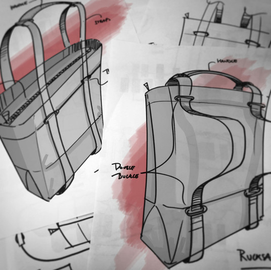 Luggage Sketches