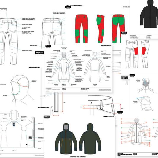 Technical Packs