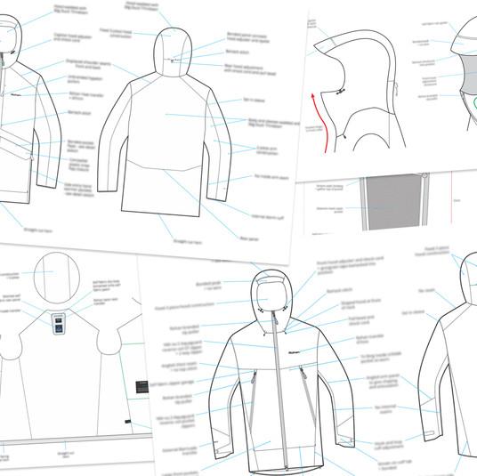 Outerwear Technical Packs