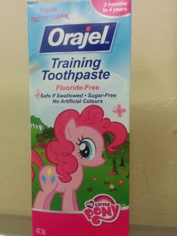 Baby Toothpaste - Orajel