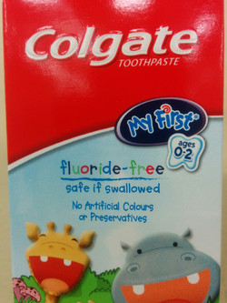 Baby Toothpaste - Colgate