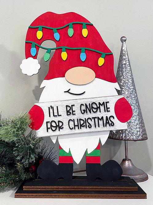 Gnome or Christmas Tree DIY Kit