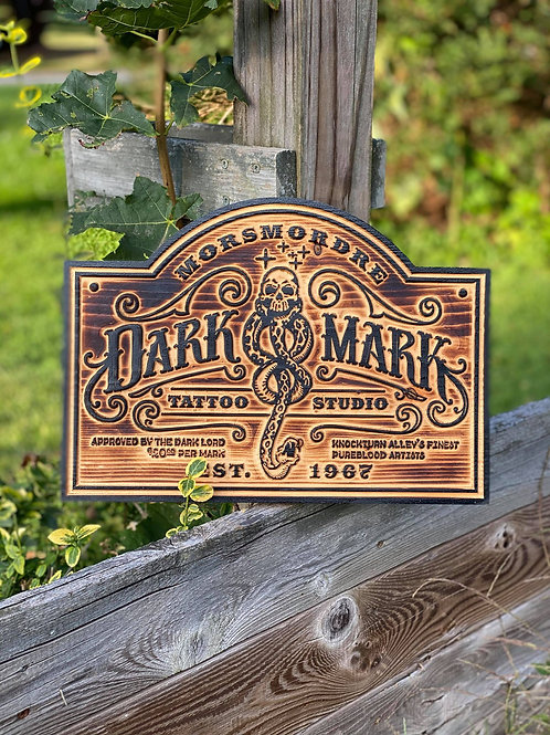 Dark Mark Tattoo Studio