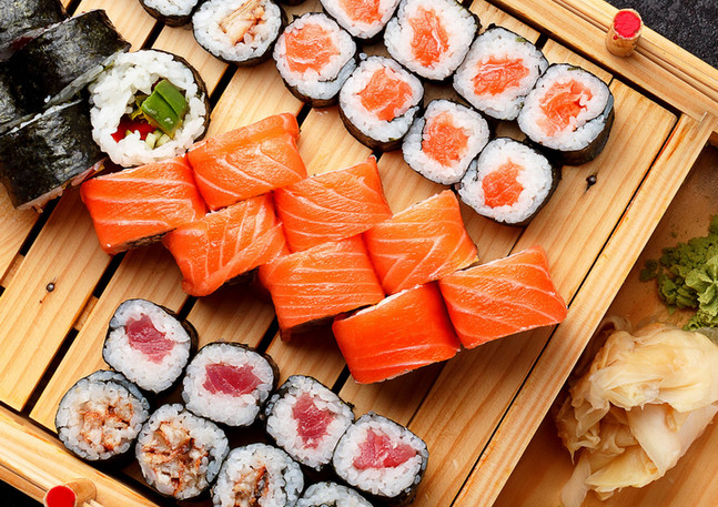 Best Sushi in Mauritius