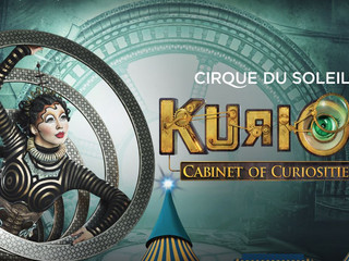 Offre : 25% de rabais sur toutes les performances  à Edmonton de KURIOS par Cirque du Soleil...   (2