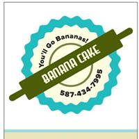 Banana Cake by Kourtney