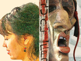 Installation artistique et film avec Lana Whiskeyjack et Beth Wishart MacKenzie à GalerieCité