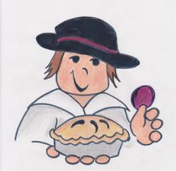 Little Jack Horner Meat Pies