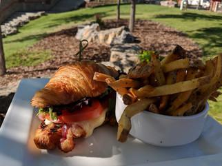 Ce mercredi-Sandwich BLT
